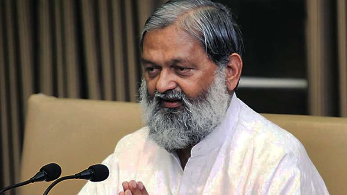 Haryana to 'completely seal' its borders with Delhi, says state HM Anil Vij