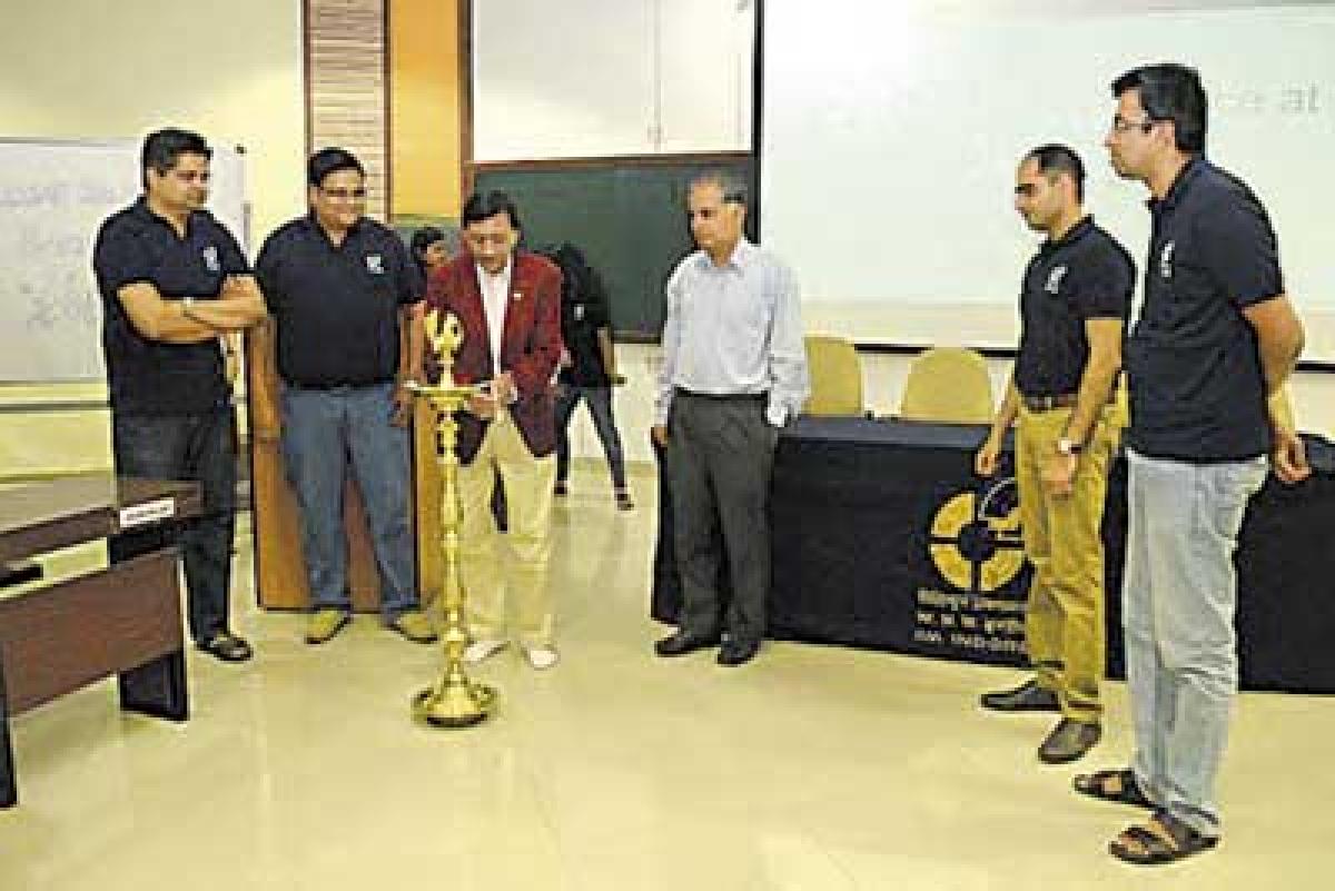 IIM-Indore's 2002 batch relives old days