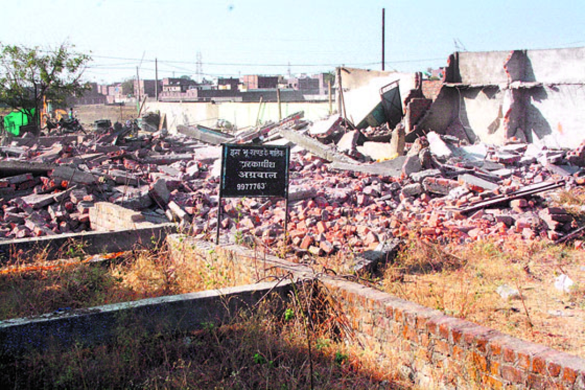 Indore: Bhuri Tekri residents, IMC come face-to-face