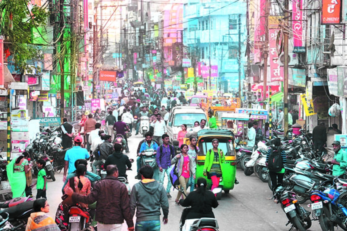 Indore: Jail Road, here fear of theft still lingers