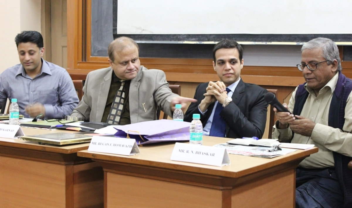 Wilson College puts together 'Post Demonetisation Era' sessions