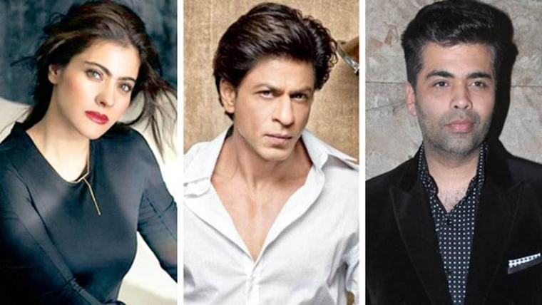 The Kajol – Karan Johar fall-out is too messed up; Shah Rukh Khan won't take sides