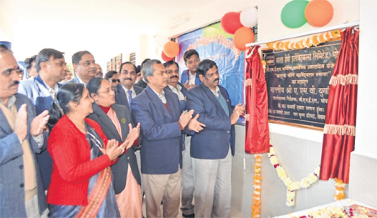 Bhopal: Kasturba Nursing College gets new hall