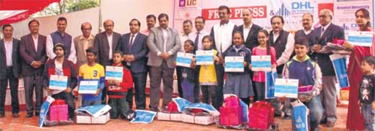 Indore: Little hands, great imagination, one contest
