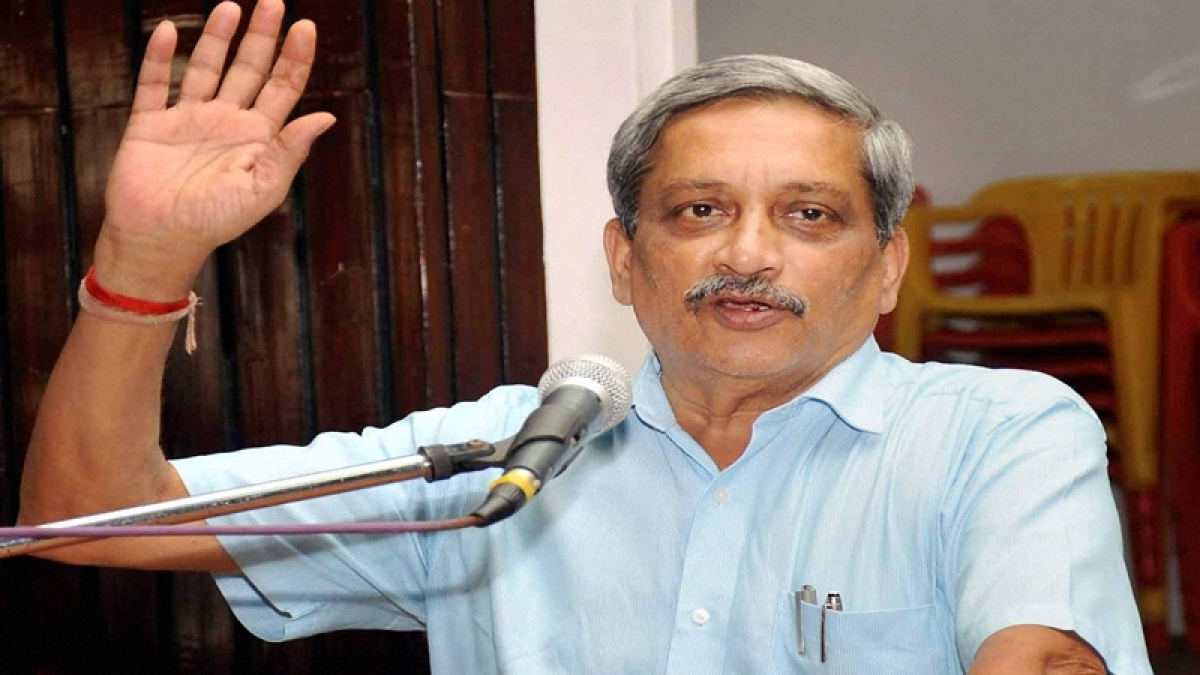 Goa Polls: CM has to be young at heart, though slightly elder, says Manohar Parrikar