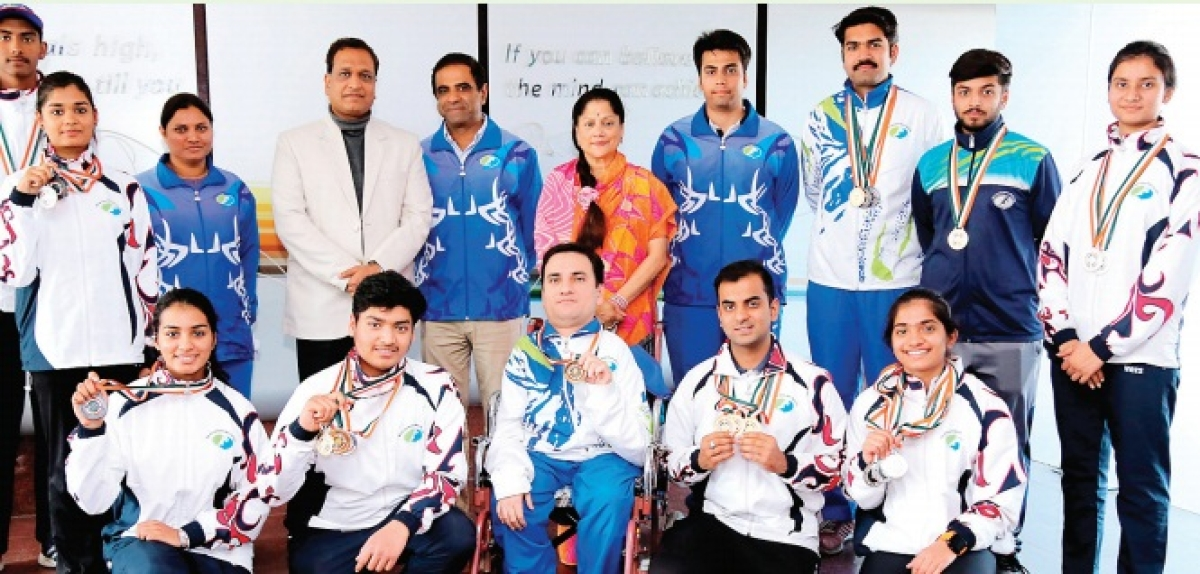 Bhopal: Shooting academy players back with bagful of medals