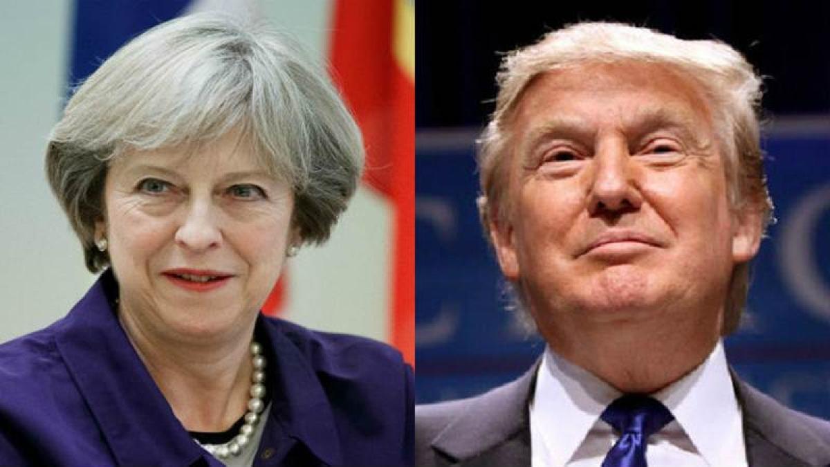 Theresa May to visit Donald Trump soon