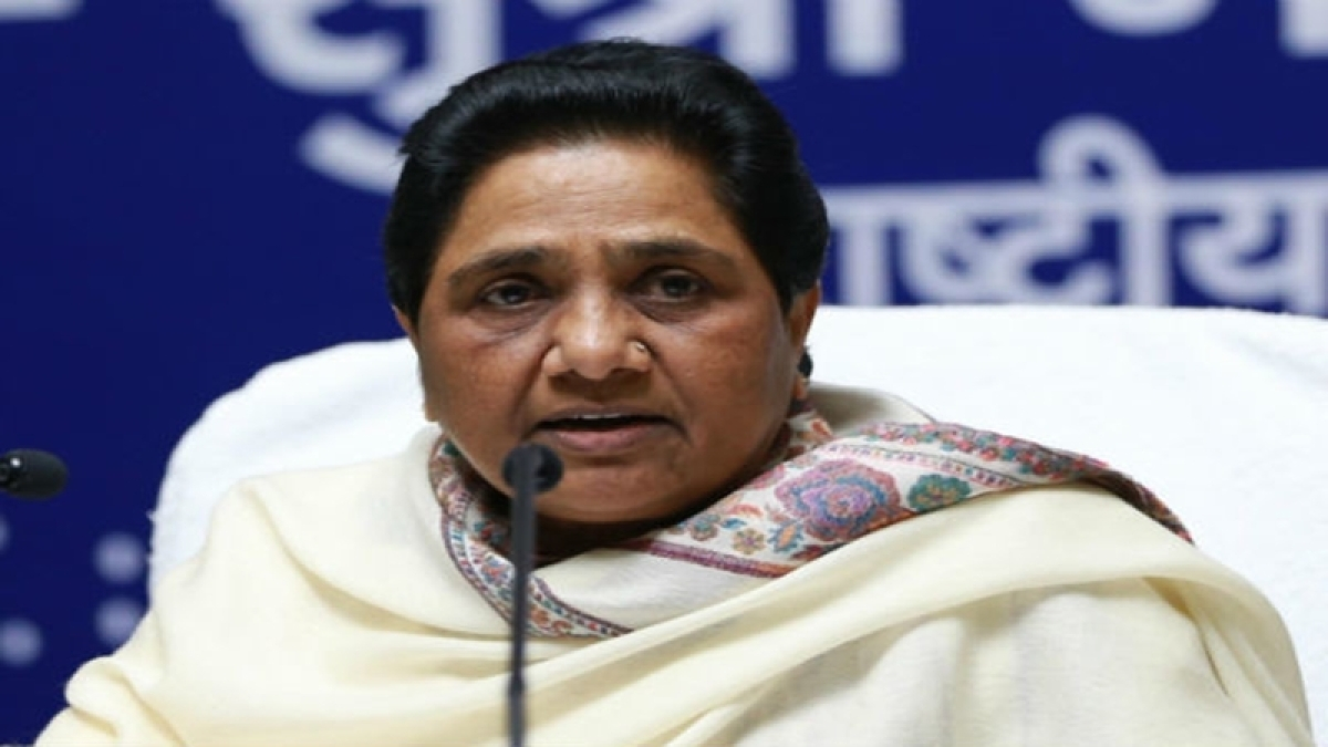 BJP chants name of Ambedkar but oppresses Dalits: BSP supremo Mayawati