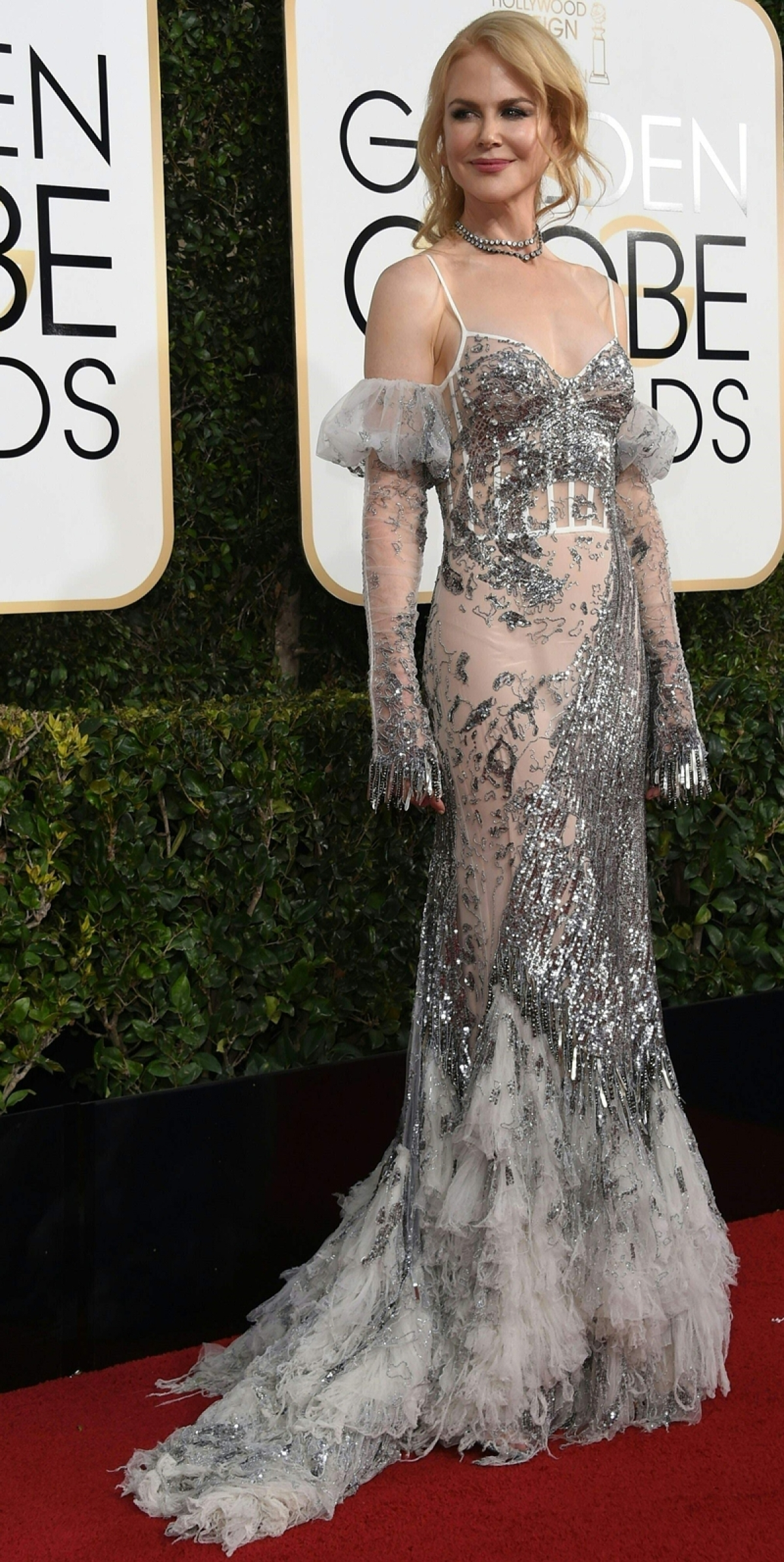 Our picks of best and worst dressed celebs at the Golden Globes 2017
