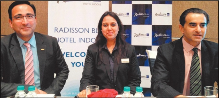 Bhopal: Radisson Blue Hotel launches special wedding package