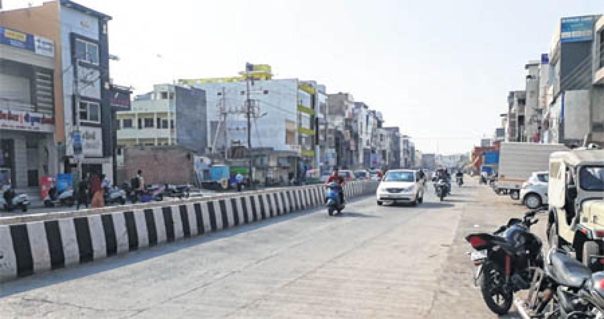 Indore: Crimes abate but dangers loom in Sanvid Nagar