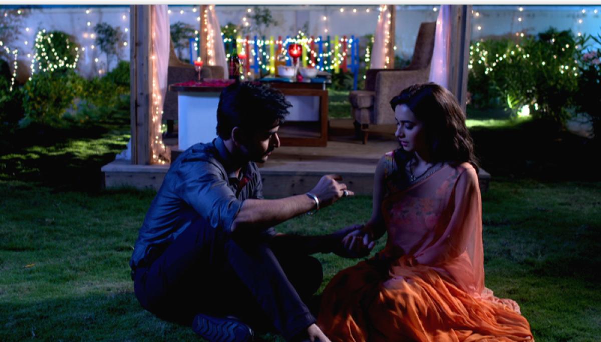 Shashank Vyas and Shivani Surve on-screen pairing rocks!