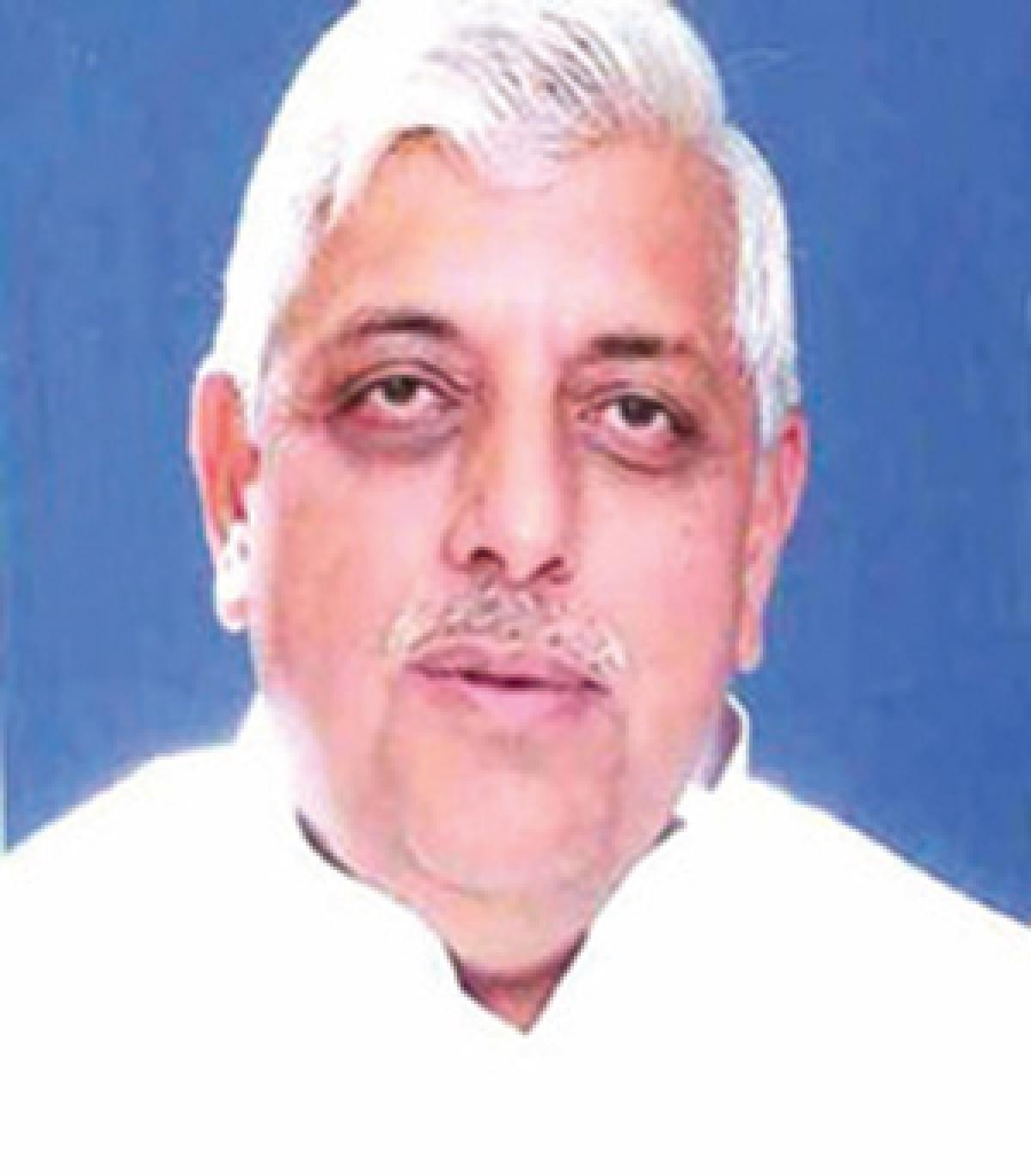 Bhopal: Senior BJP leader demands Sanjay Pathak's resignation