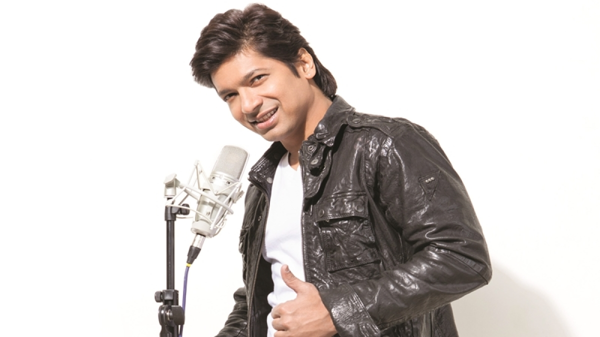World Music Day: Once a singer, always a singer, says Shaan