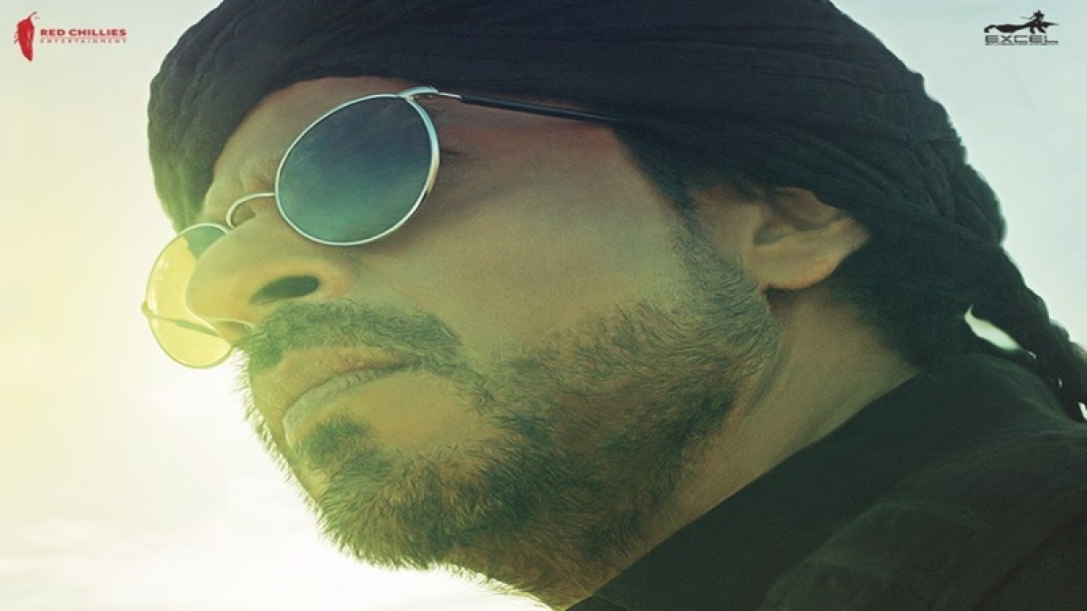 'Parwana' Shah Rukh looks intense in new 'Raees' posters