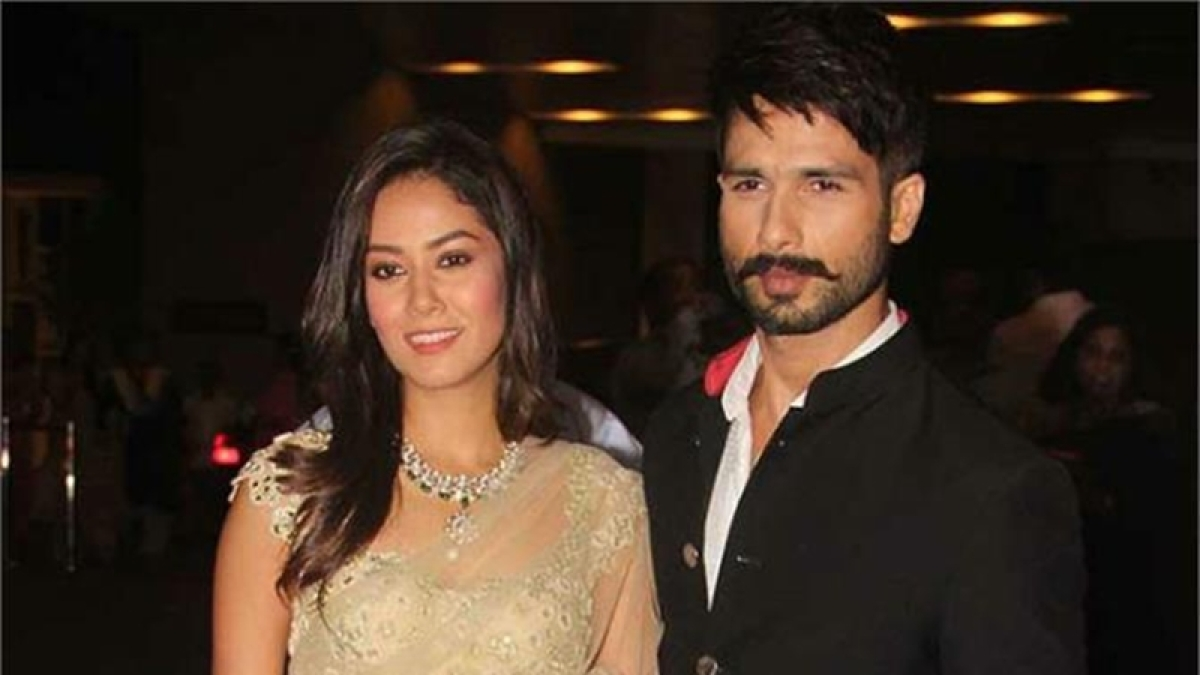 Good News! Shahid Kapoor, Mira Rajput blessed with a baby boy