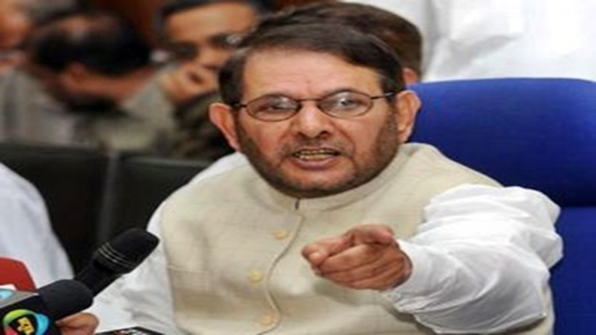 Sharad Yadav faction to approach EC over JD-U symbol