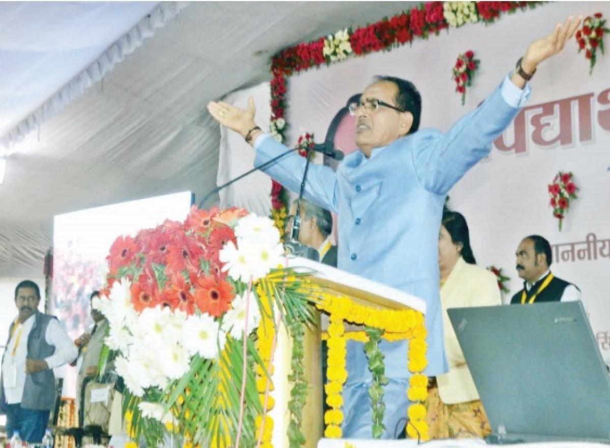 Farm loan not waived in 10 days, now Rahul Gandhi should remove CM: Shivraj Singh Chouhan