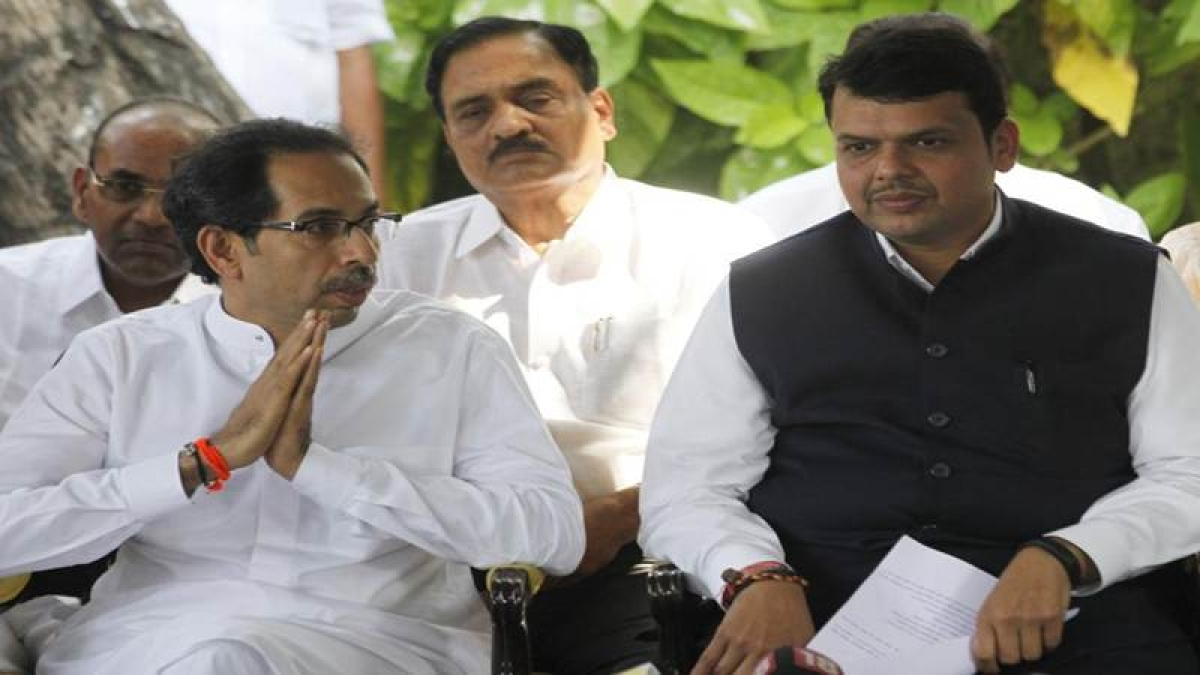 Civic Polls: Shiv Sena not to have alliance with BJP in Maharashtra