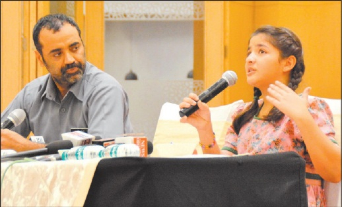 Daughter of her father of modest means strives to live up his dreams