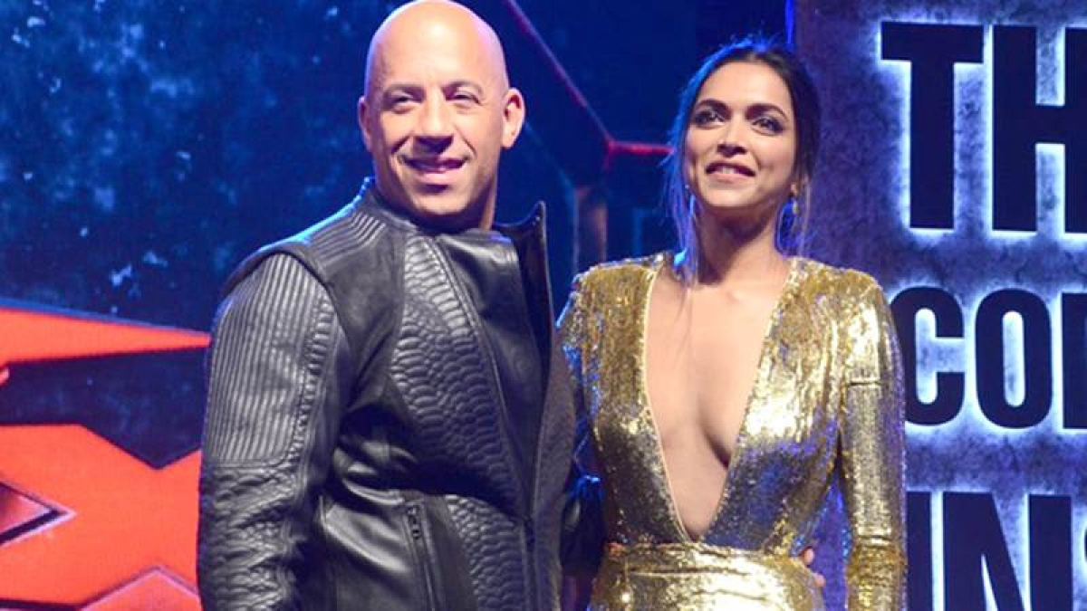 Deepika is a beautiful soul and blessing in my life Vin Diesel