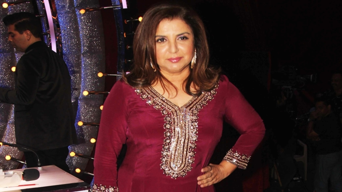 Farah Khanis on much needed birthday break