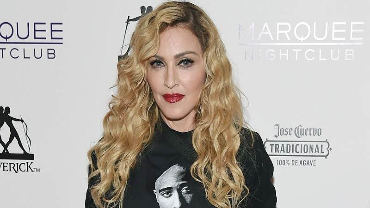 I spoke in metaphor: Madonna says of her anti-Trump speech