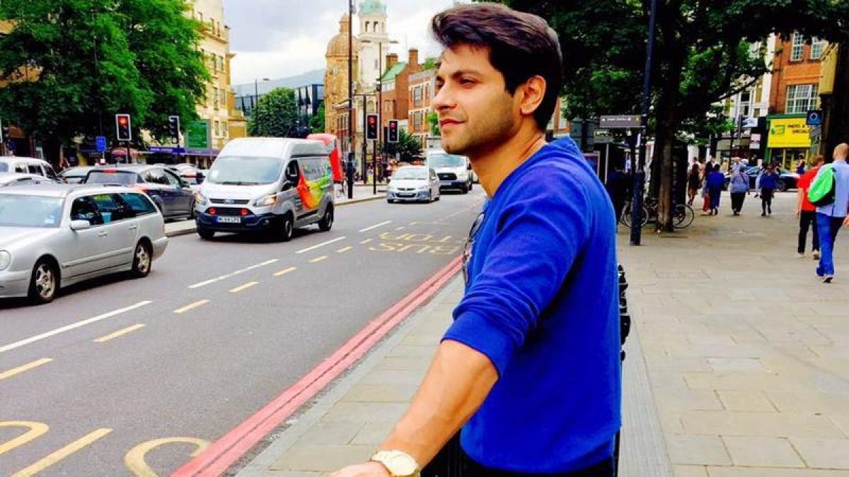 It's Namaste London for Mishal Raheja