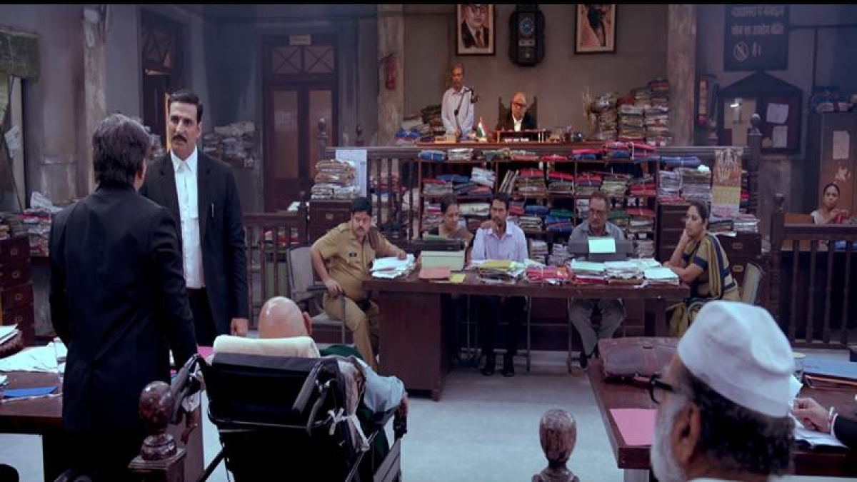 The new trailer of Jolly LLB 2: Heat up to the courtroom battle