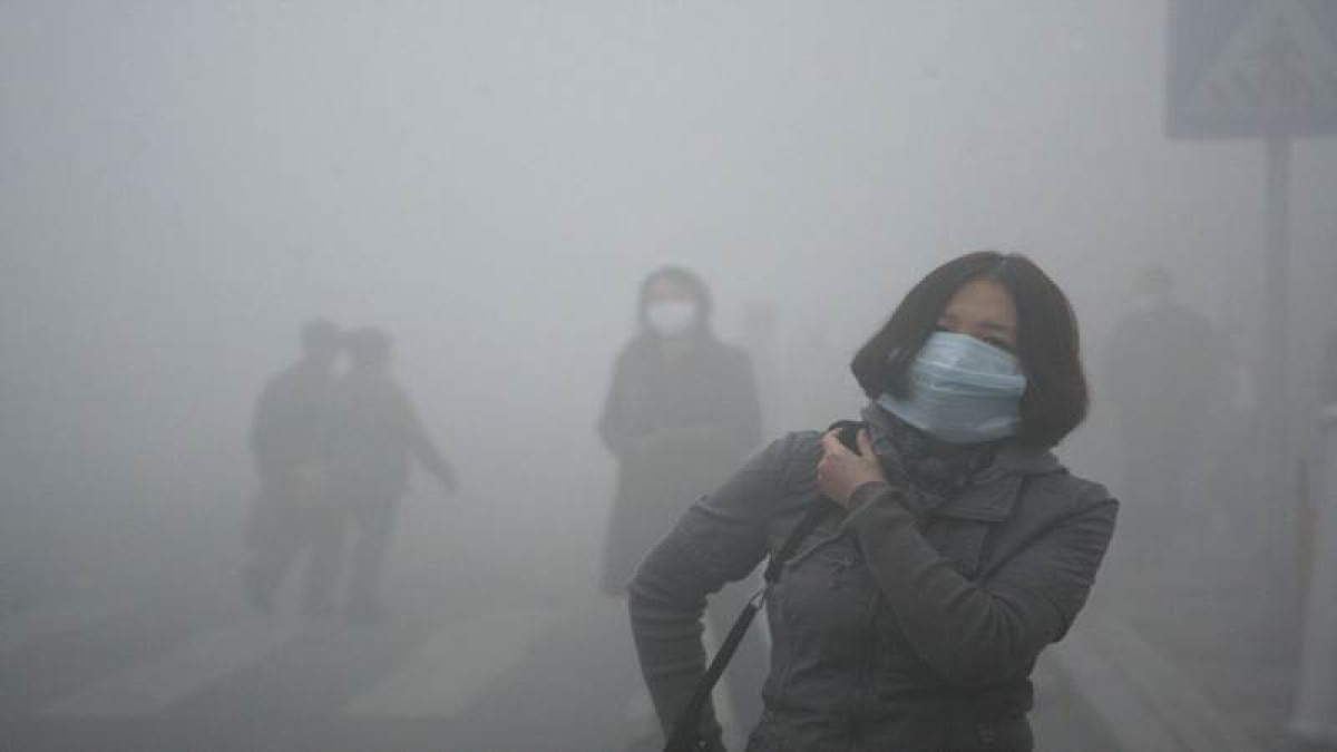 China evaluates emergency response to fight urban pollution