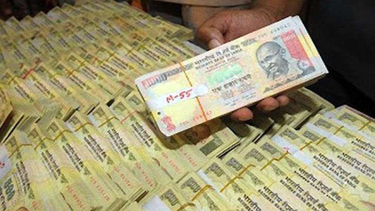 10 incidents of cash stash, IT raids post demonetisation