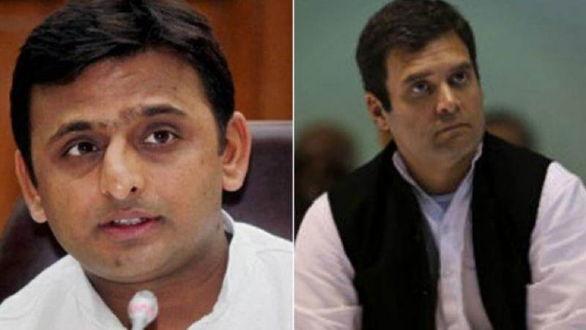 UP electioins 2017: Congress clinches ride on SP cycle in UP