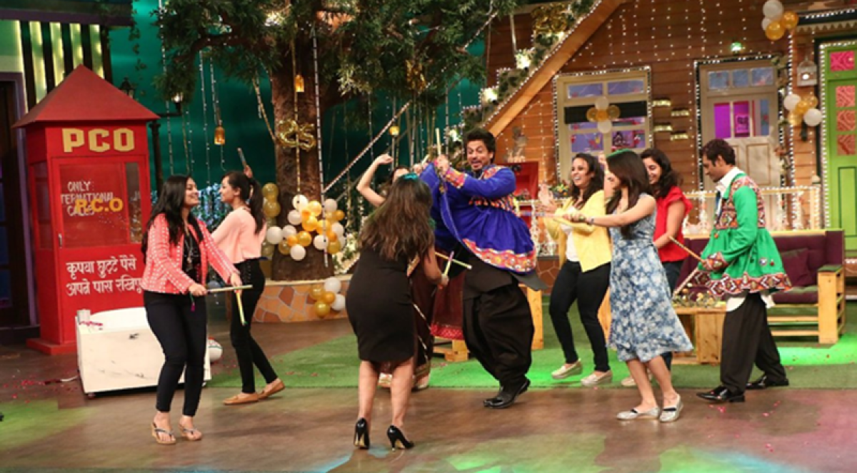 Watch Raees- Shah Rukh Khan special episode this weekend on The Kapil Sharma Show