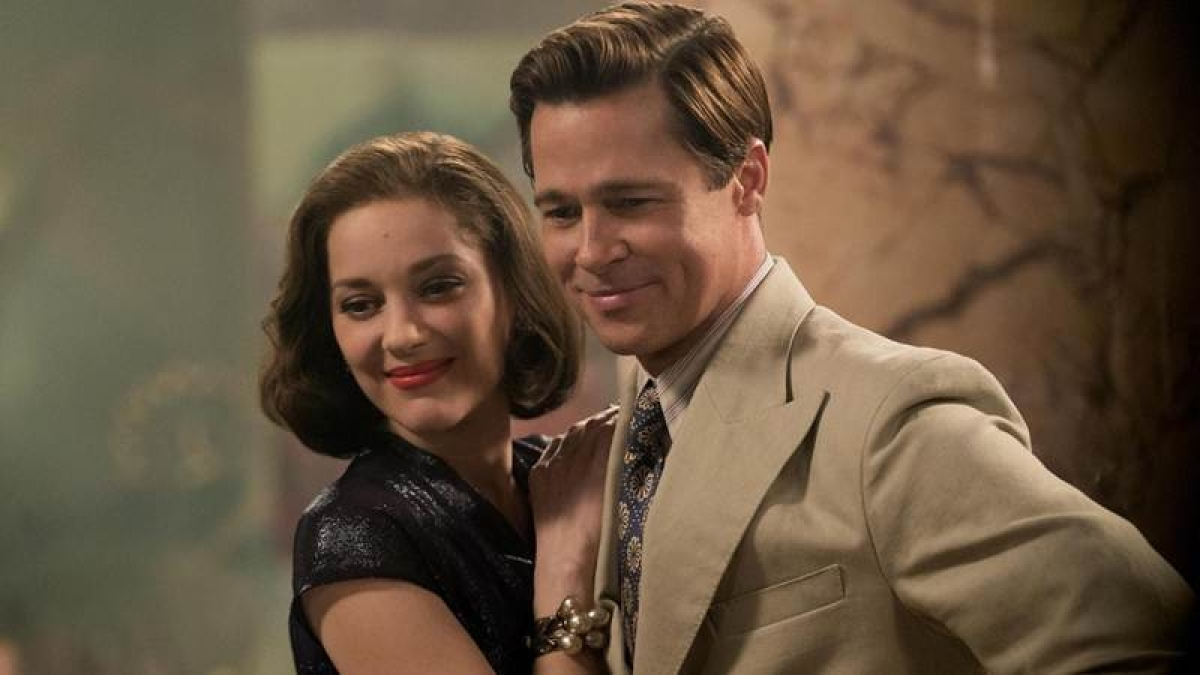Allied: Of love in the time of war