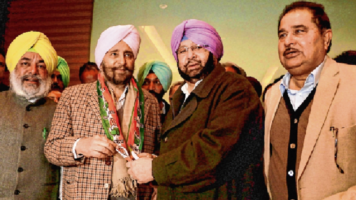 Amarinder keen to contest against Badal from Lambi