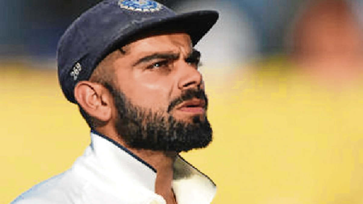Consistency is nothing but overcoming flaws, says Kohli