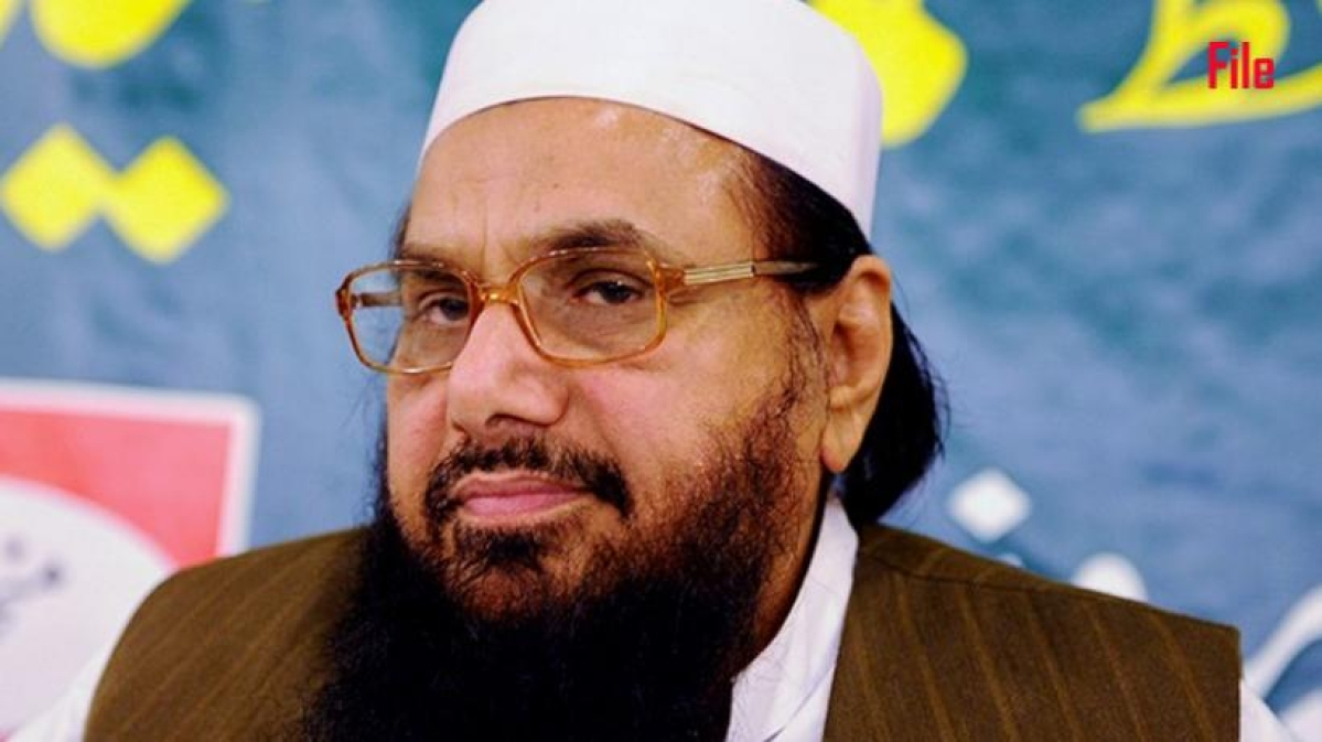 JuD gaffe: Saeed 'references' China role in terrorism in Pak