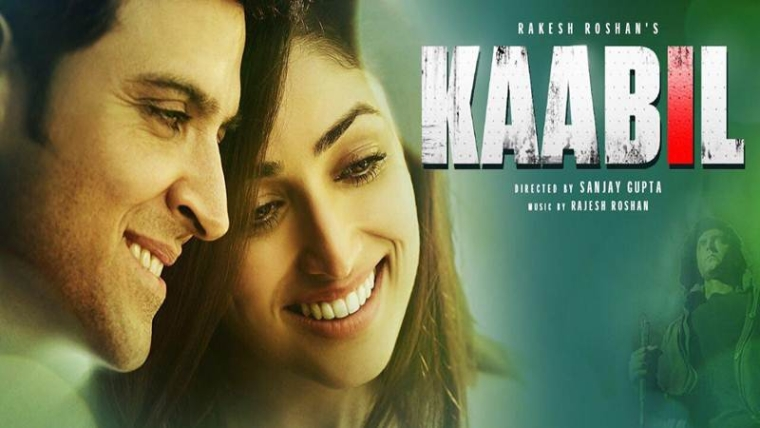 'Kaabil': Hrithik paints every frame in glorious colours