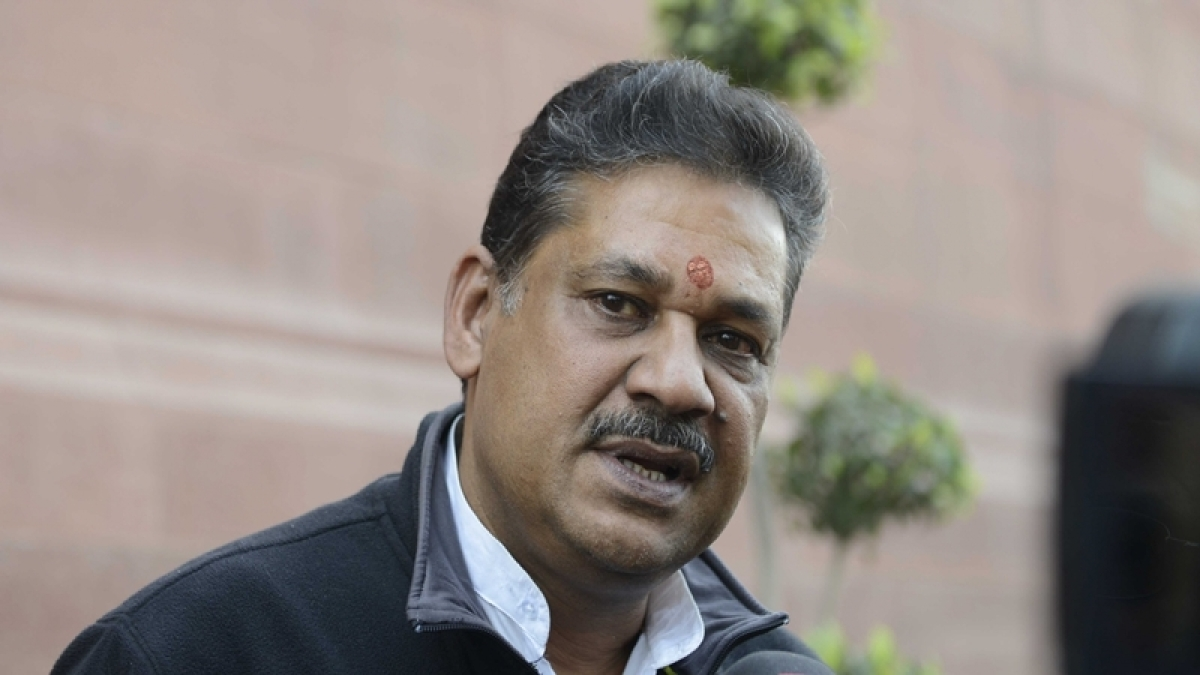 Congress fields ex-BJP rebel Kirti Azad from Dhanbad in Jharkhand