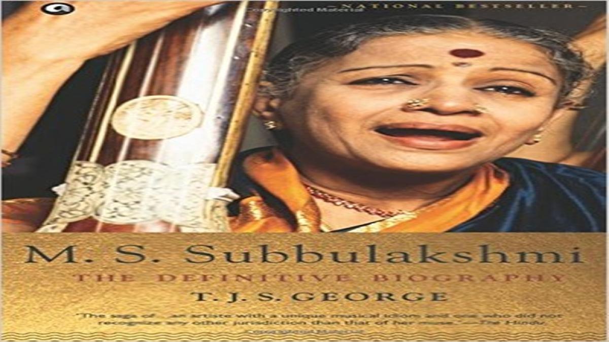 M. S. Subbulakshmi: The Definitive Biography- Review