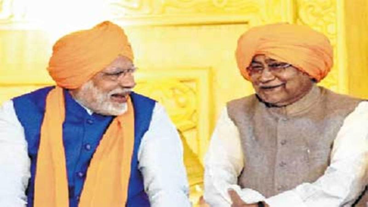 Nitish Kumar may jettison Lalu for Modi