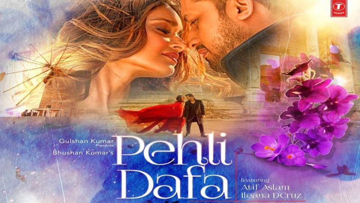 Fall in love with Atif Aslam new song 'Pehli Dafa'