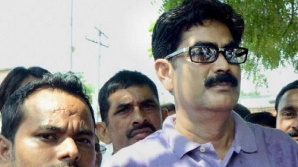 FIR against Shahabuddin in jail selfie case
