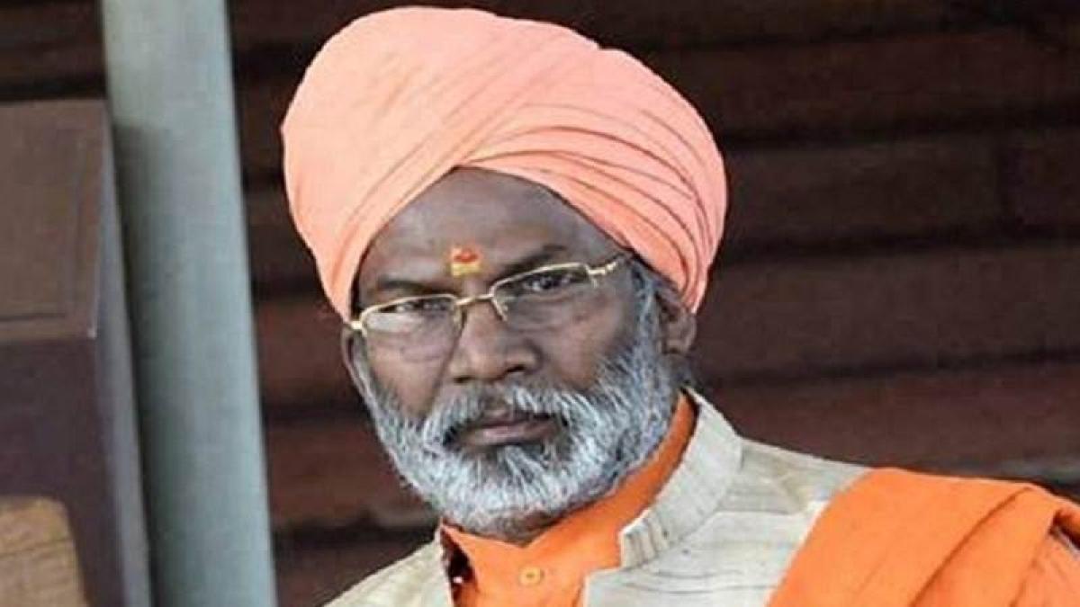 Sakshi Maharaj booked for 'population control' remarks