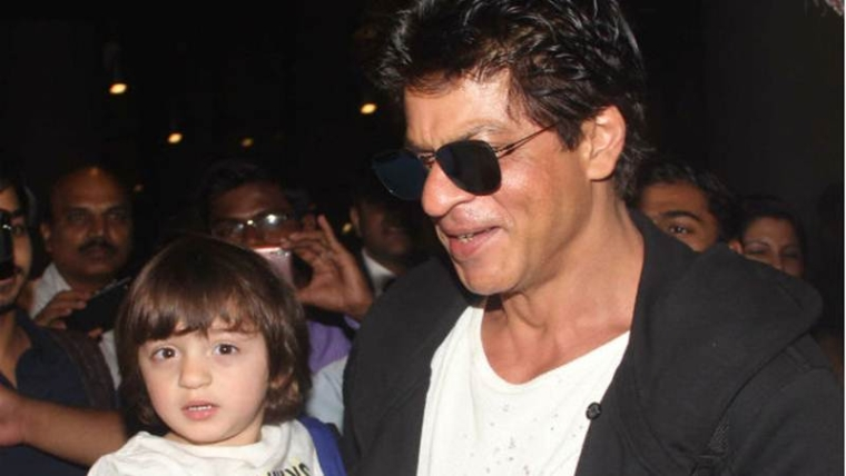 My conversations with AbRam most enlightening: Shah Rukh Khan