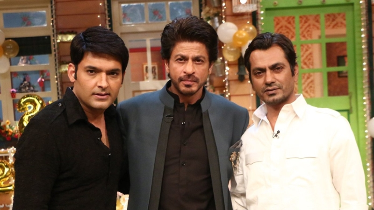 Watch the full episode of Shah Rukh Khan on 'The Kapil Sharma Show'