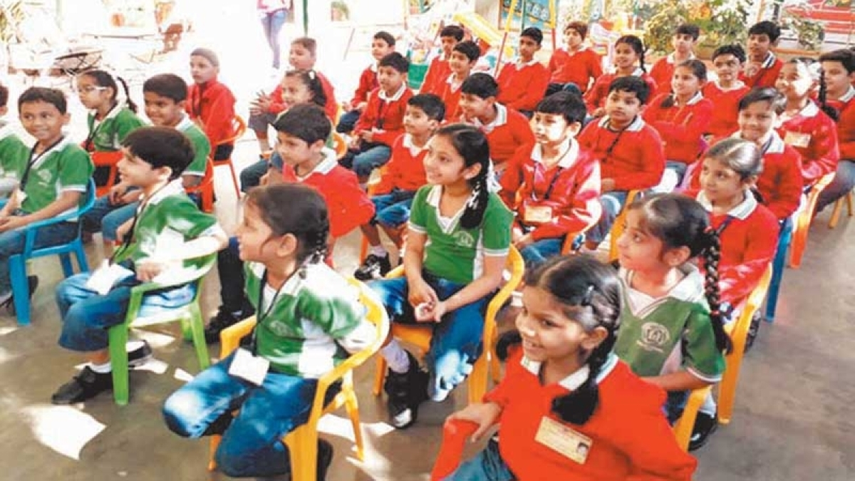 Indore: Paradise School Students discussed interesting skills with Create Stories