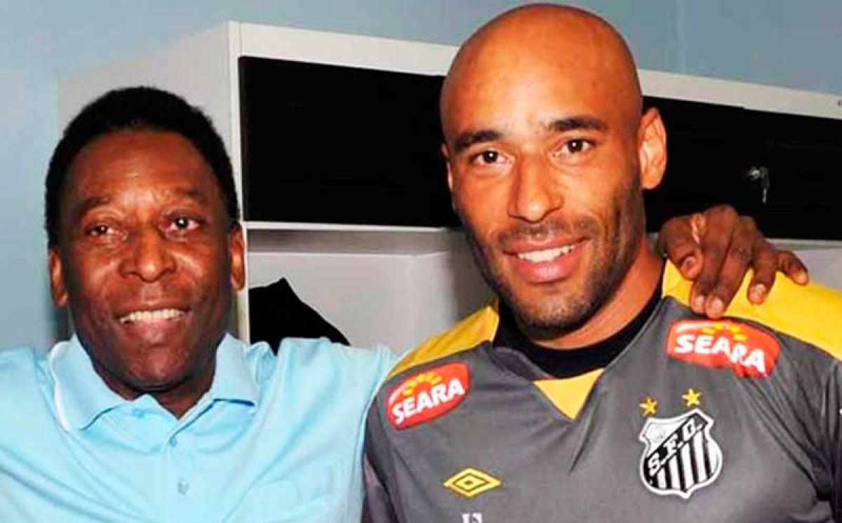 Pele's son, Edinho turns self in for Brazil prison sentence