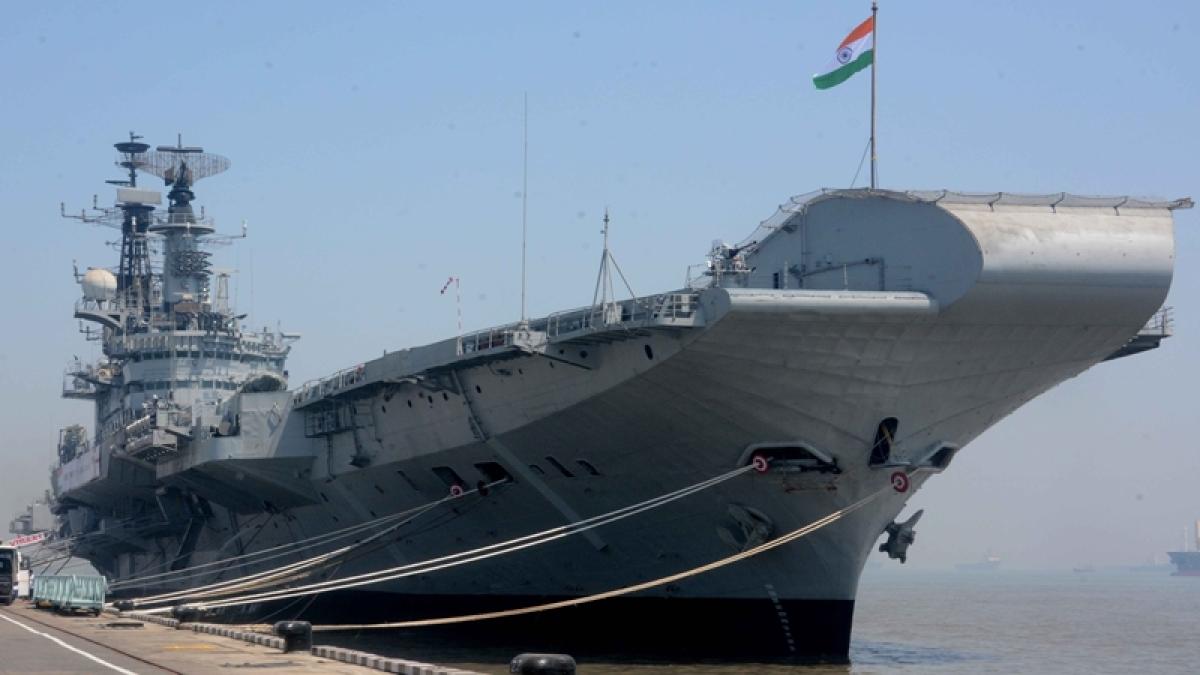 Shiv Sena MP Priyanka Chaturvedi urges Defence Minister to grant NOC to preserve INS Viraat