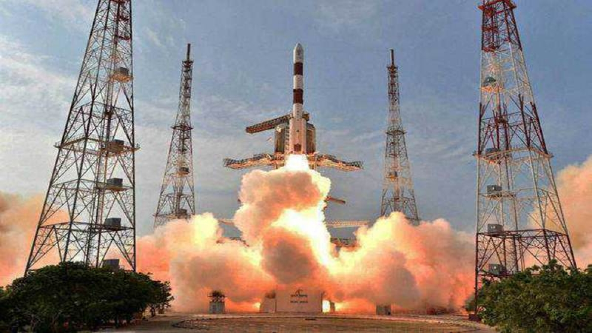 In a record, ISRO sends 104 satellites into orbit, betters Russian feat